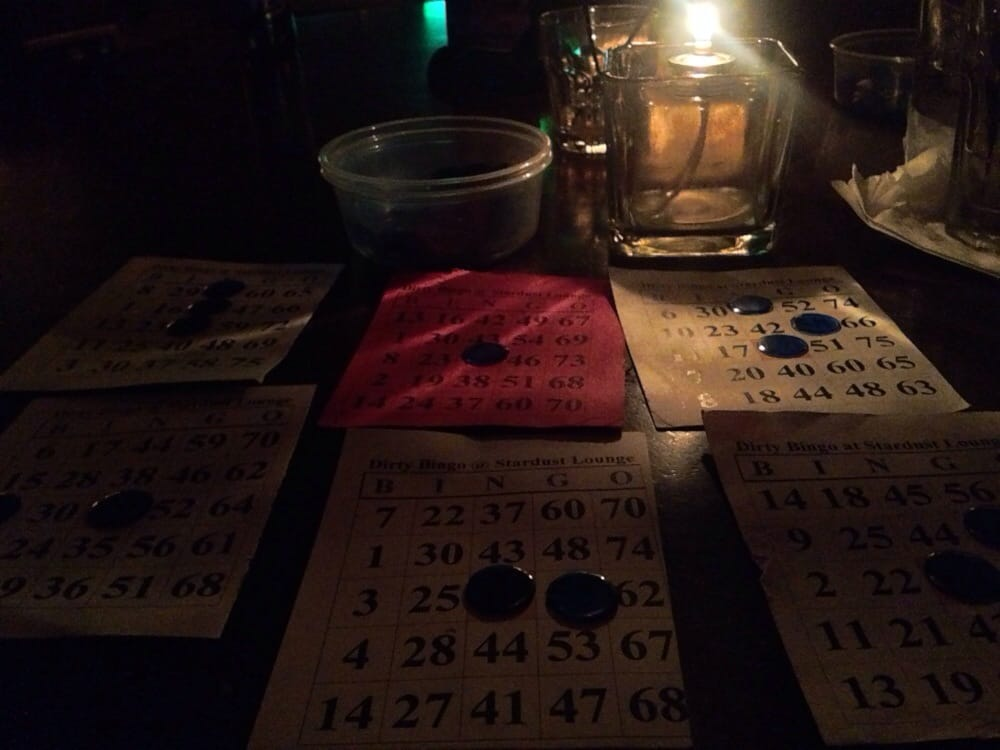Dirty Bingo: 431 E Central Blvd, Orlando, FL