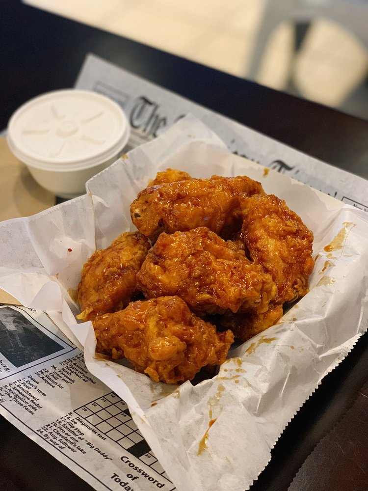 BBQ Chicken: 7034 Terminal Square, Upper Darby, PA