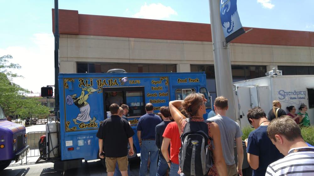 Ali Baba Food Truck Food Trucks 115 W Market St Mile Square