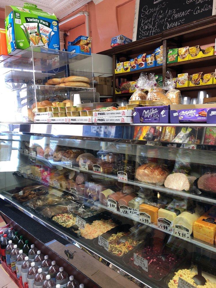 Maria Puk Grocery: 136 Meserole Ave, Brooklyn, NY