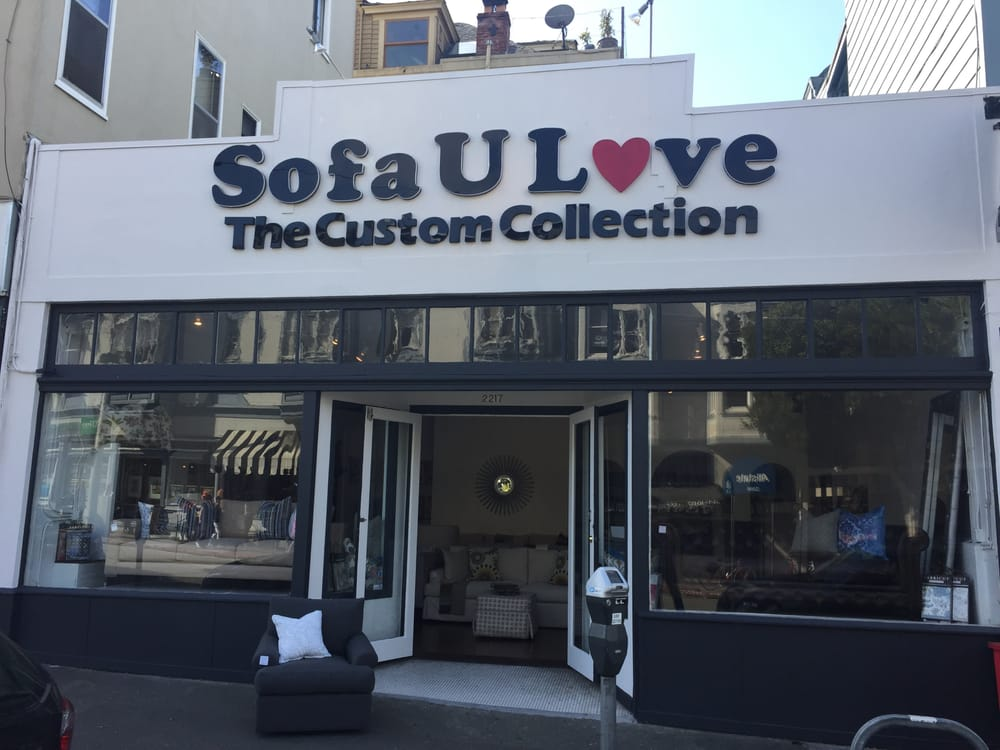 Sofa U Love The Custom Collection
