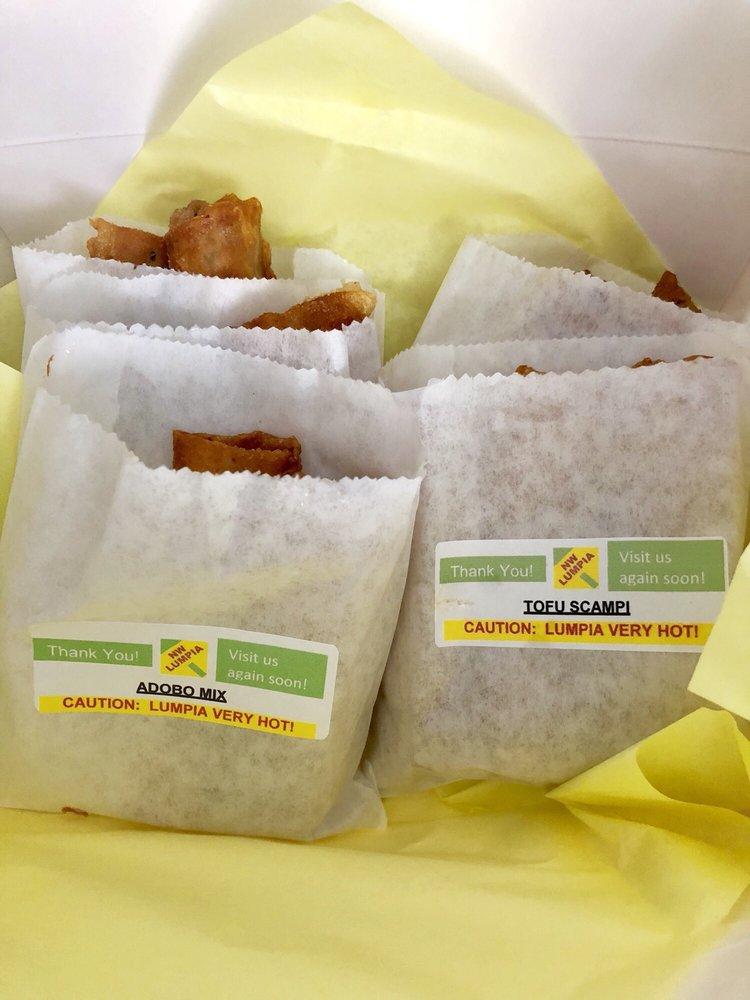 Food from Northwest Lumpia