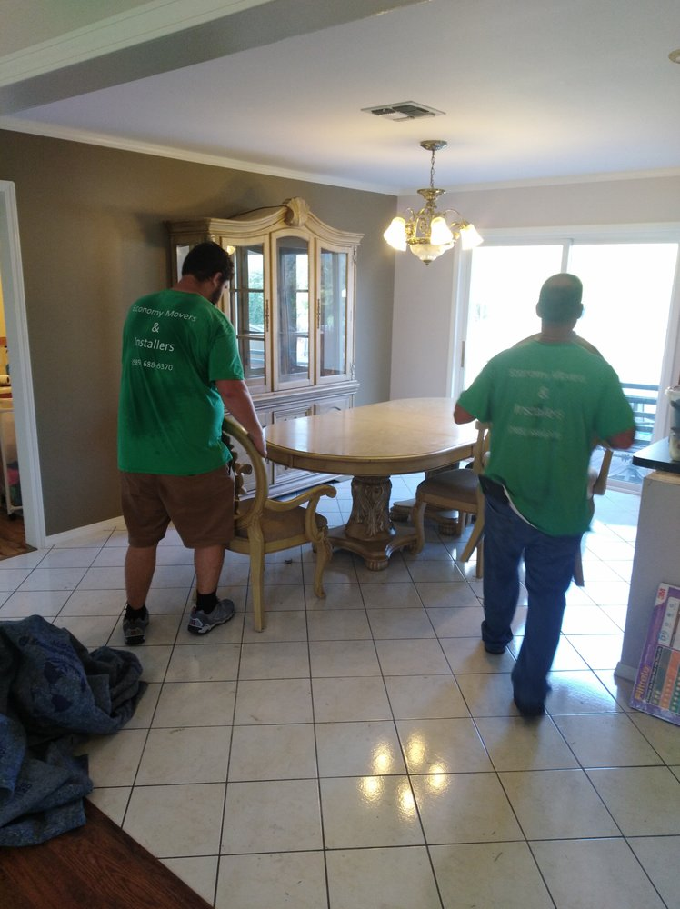 Economy Movers & Installers: Houma, LA