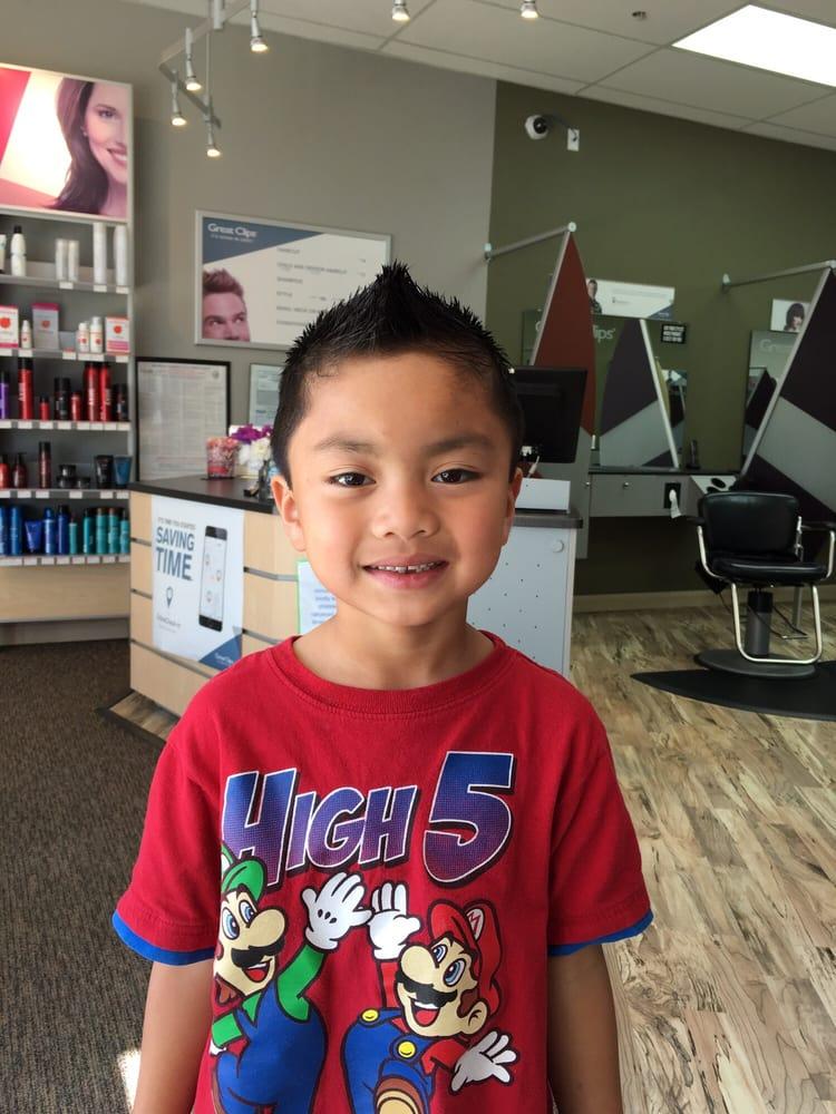 Great Clips 17 Reviews Hair Salons 1074 Harter Rd Yuba City