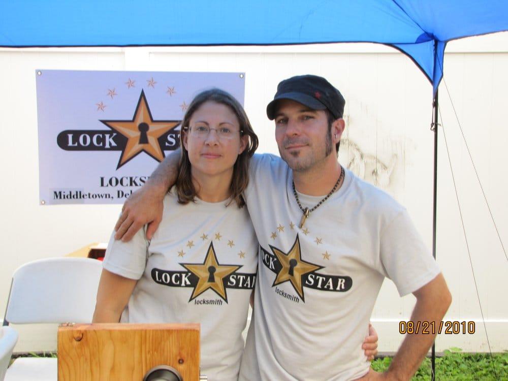 Lockstar: 307 S Ingram Ct, Middletown, DE