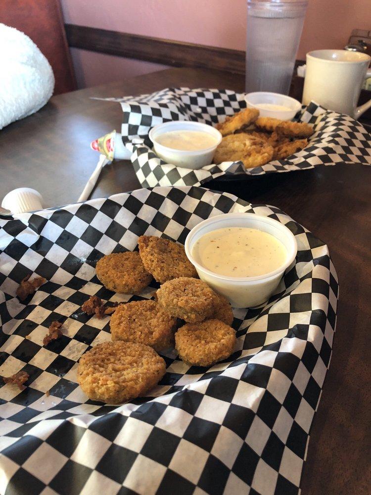 Cherokee Restaurant: 205 S Walbaum Rd, Calumet, OK