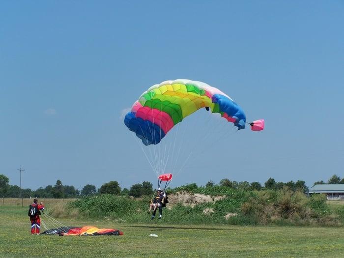 Skydive Missouri: 14800 Hwy H, Mount Vernon, MO