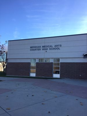 Meridian Medical Arts Charter High School - Middle Schools