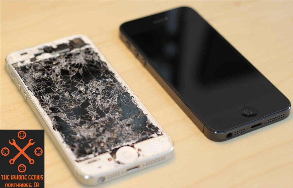 The iPhone Genius - Student Cell Phone Repair