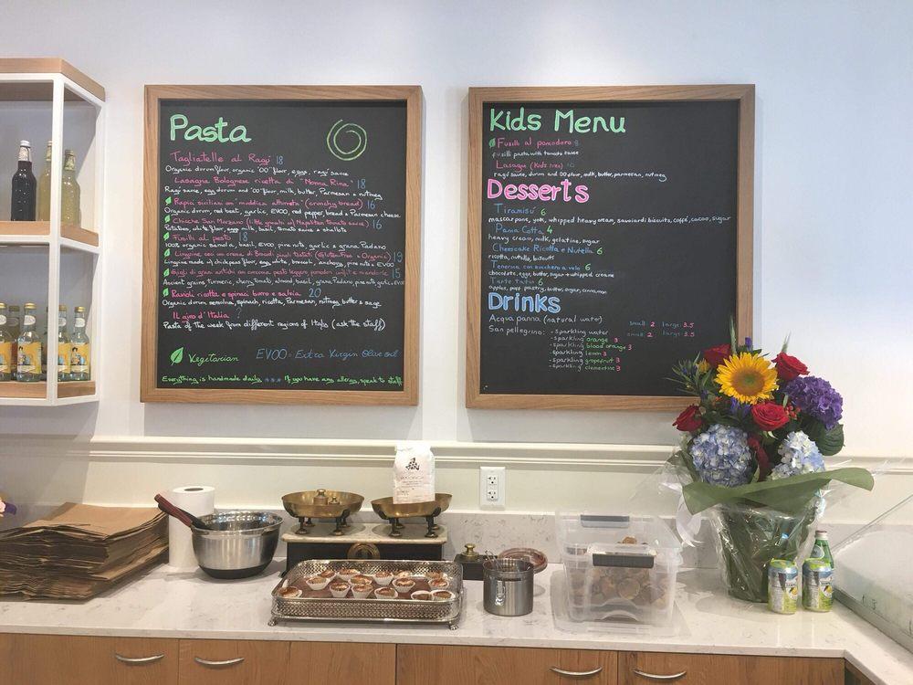 Il Pastaficio: 213 E Putnam Ave, Greenwich, CT