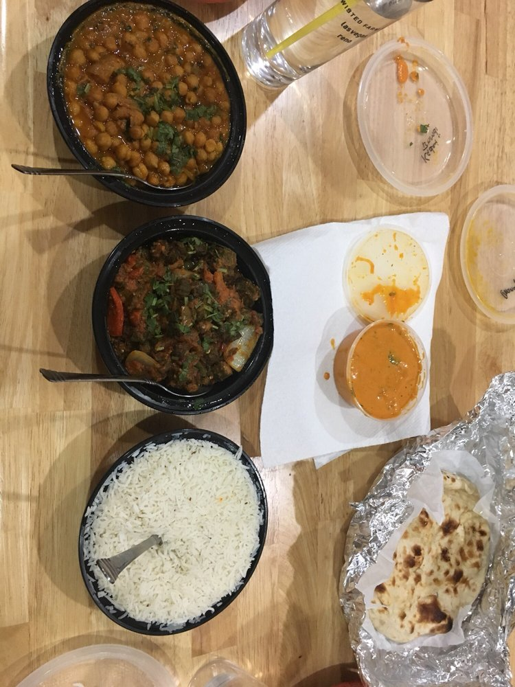 Saffron Indian Cuisine: 1077 W Broad St, Falls Church, VA