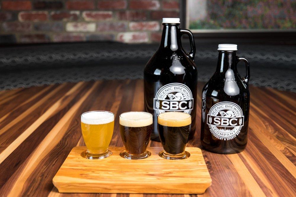 Scenic Brewing Company: 8410 W Desert Inn Rd, Las Vegas, NV