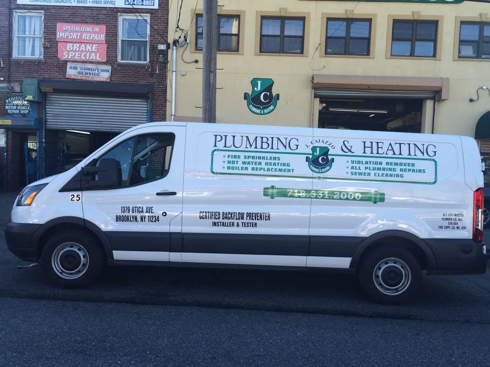 J Caiazzo Plumbing Heating 1381 Utica Ave East Flatbush Brooklyn Ny Phone Number Services Yelp