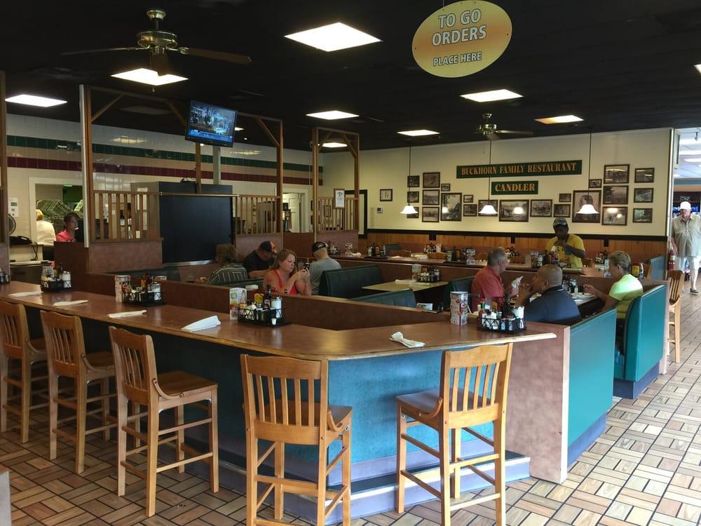 Buck Horn Family Restaurant: 153 Wiggins Rd, Candler, NC