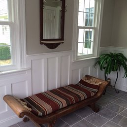 Photo Of Interior Woodwrking Specialists   Wakefield, RI, United States.  Wainscoting Window Trim