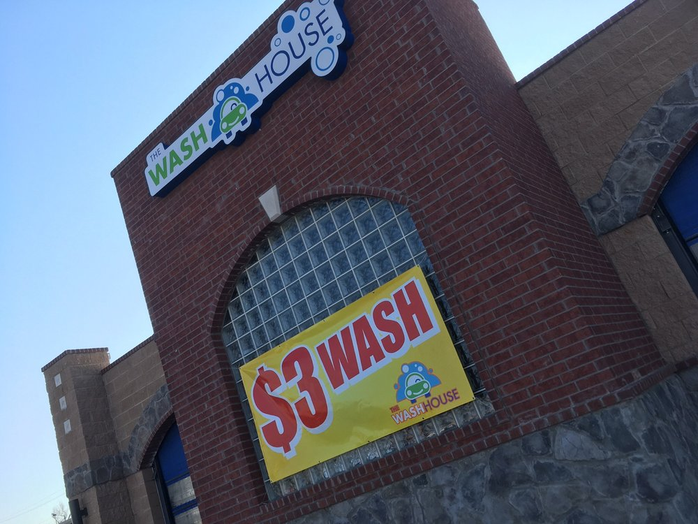 The Washhouse - Altus: 1317 N Main, Altus, OK