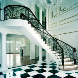 Photo Of Southern Staircase   Alpharetta, GA, United States. Grand  Staircases,curved ...