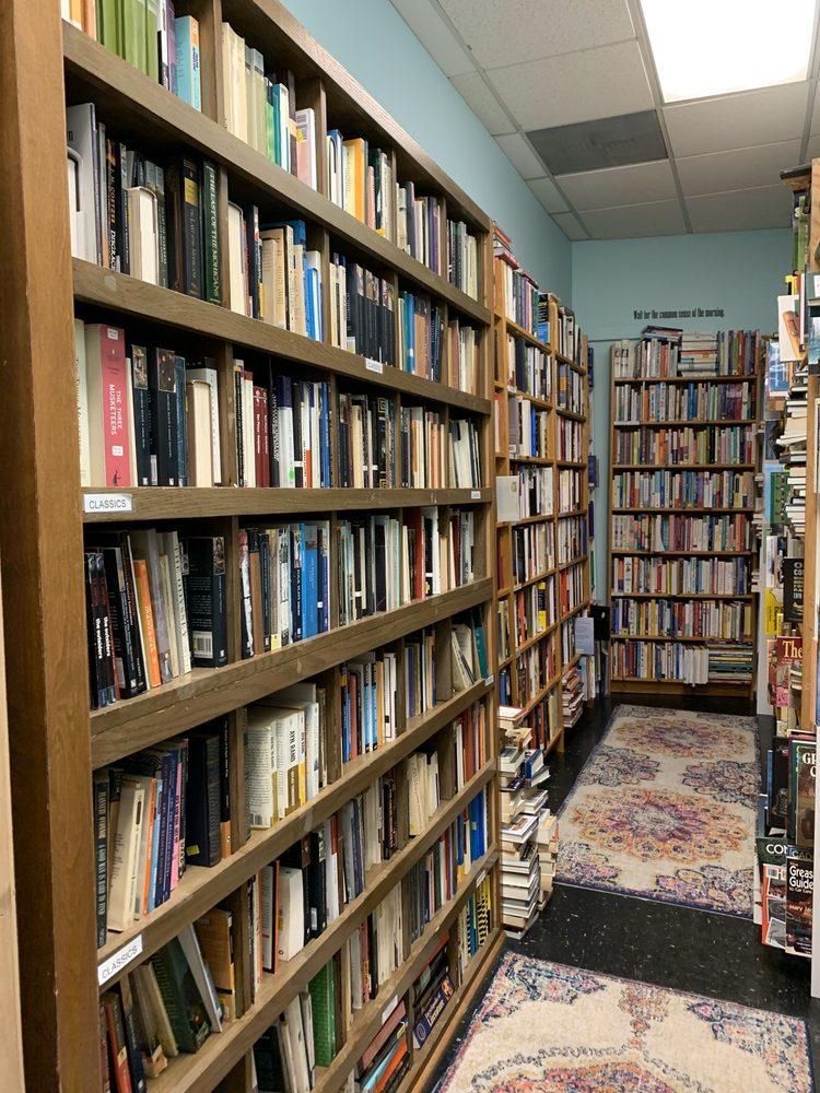 Walls of Books: 20920 Torrence Chapel Rd, Cornelius, NC