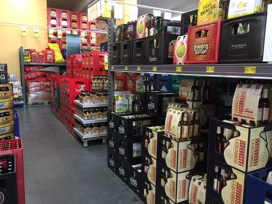 trinkgut - Beverage Store - Südring 176, Heiligenhaus, Nordrhein ...
