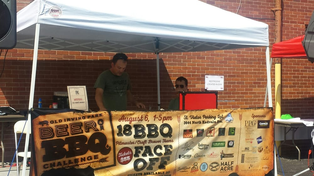 Old Irving Park Beer & BBQ Challenge: 4140 W Addison, Chicago, IL