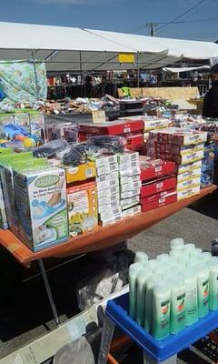 Aquaduck flea market