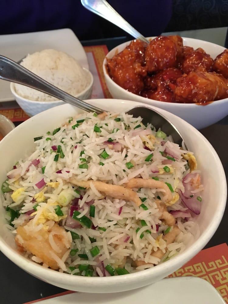 Asian fusion in winchester va