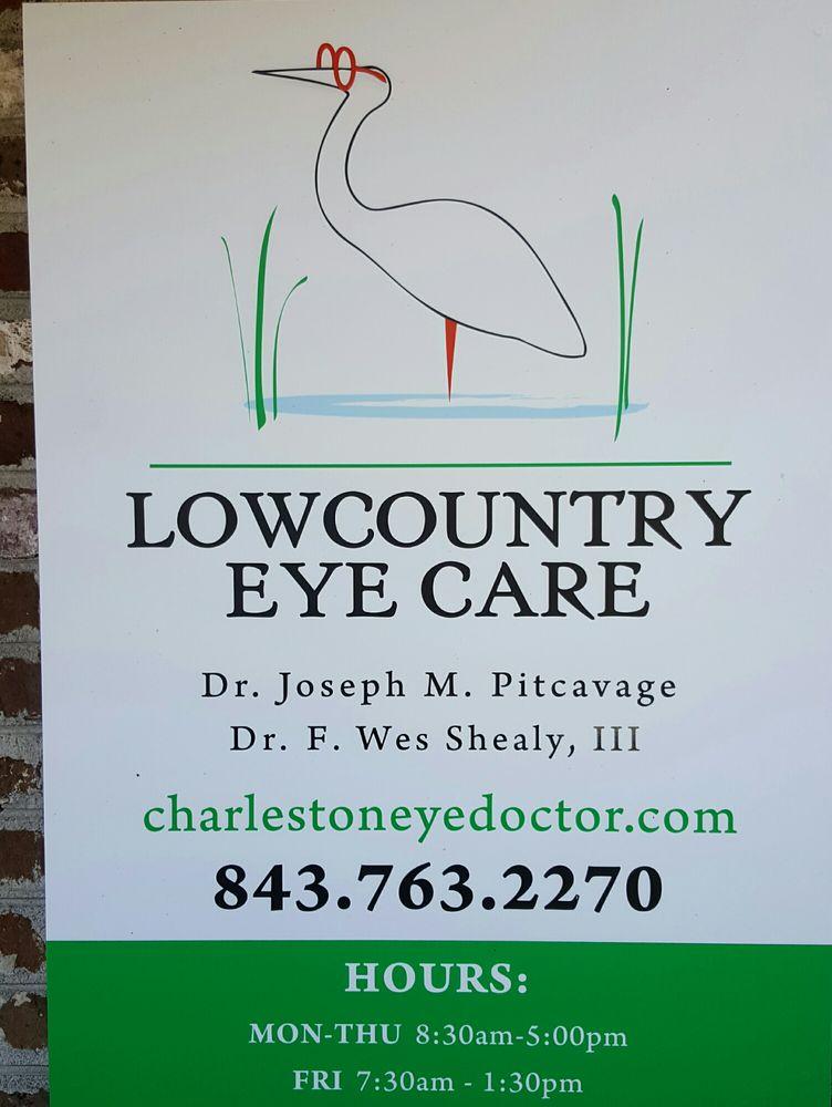Lowcountry Eye Care Brille Optiker 1251 Savannah Hwy