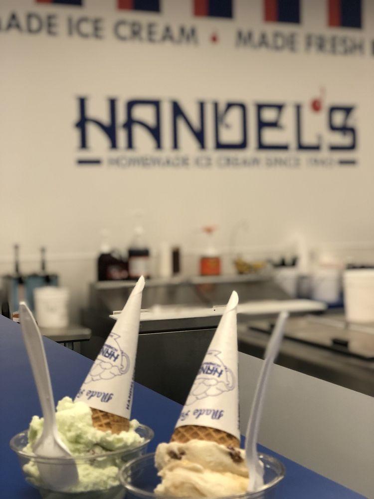 Handel's Homemade Ice Cream: 4700 W Eldorado Pkwy, McKinney, TX