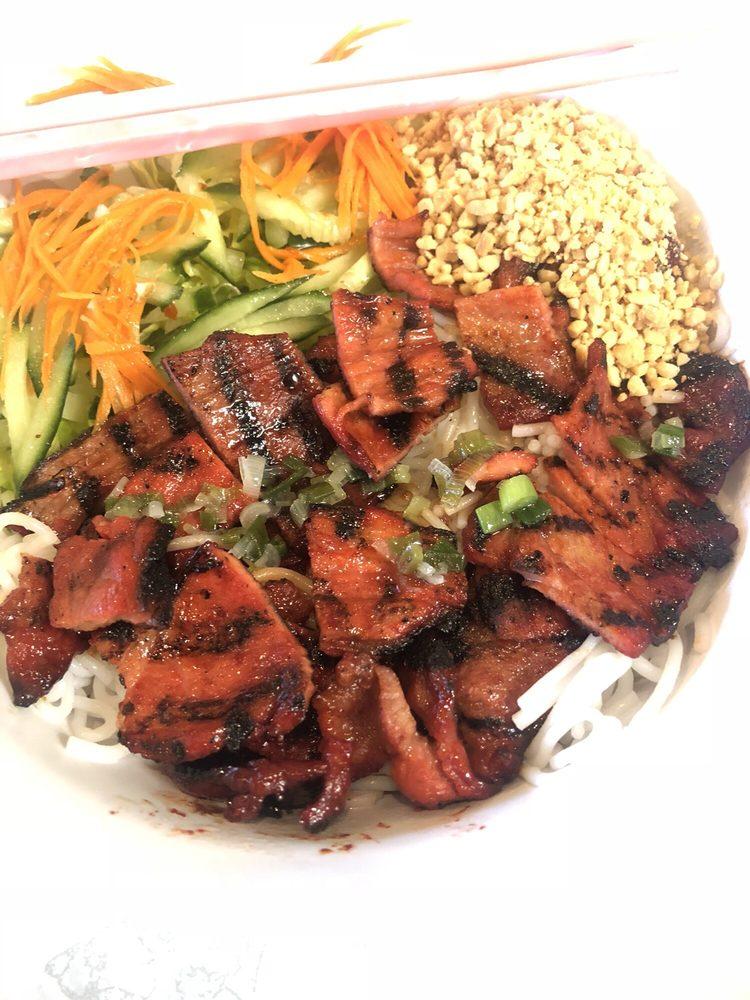 Food from Kim Hoa's Kitchen