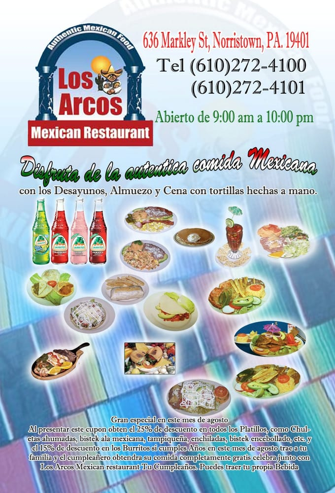 Photos For Los Arcos Mexican Restaurant Yelp