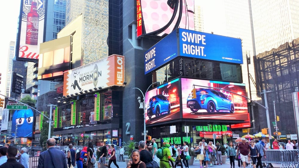 Photo Of Times Square   New York, NY, United States. Anyone Else Watch