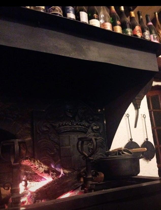 Café Restaurant de la Forge: 38 Grande rue, Etoges, 51