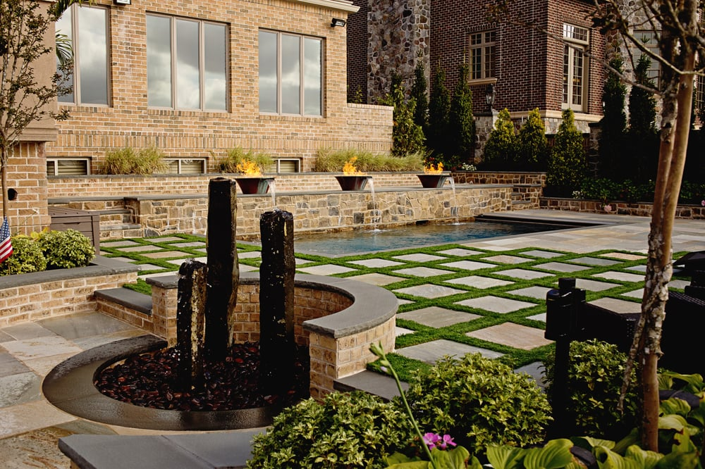 Rock Solid Landscape and Masonry Design: 516 Industrial Lp, Staten Island, NY
