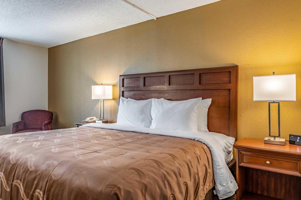 Quality Inn: 1515 N Sandusky Ave, Bucyrus, OH