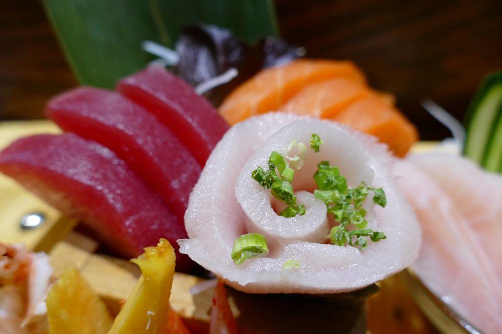 Food from Sumo Japanese Sushi & Hibachi