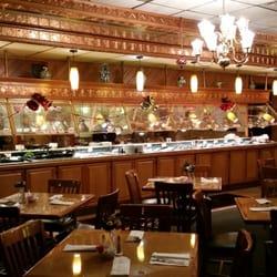 Foto Zu Red Le Buffet Chicago Il Vereinigte Staaten A Warm Room