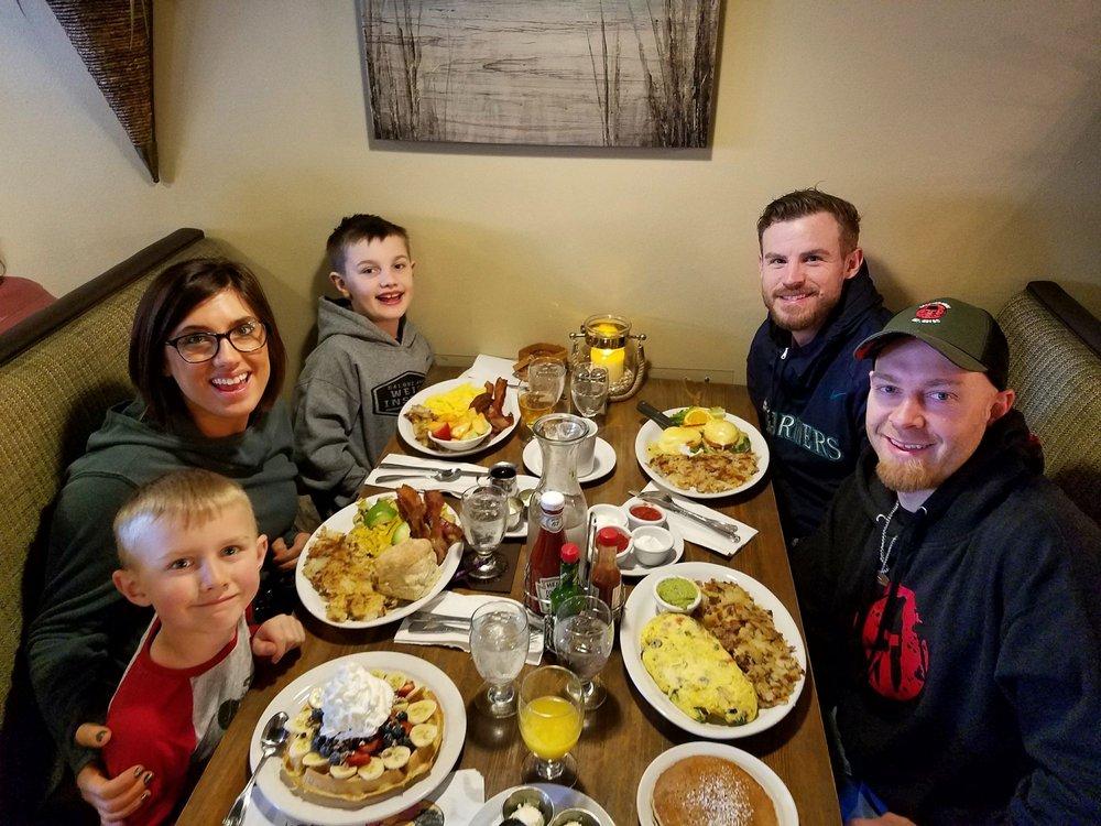 Rusty Pelican Cafe: 107 5th Ave N, Edmonds, WA