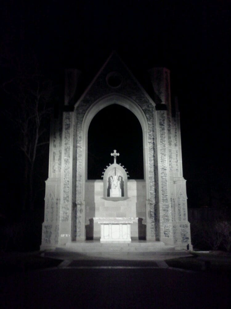 The Cathedral of Our Lady of Walsingham: 7809 Shadyvilla Ln, Houston, TX