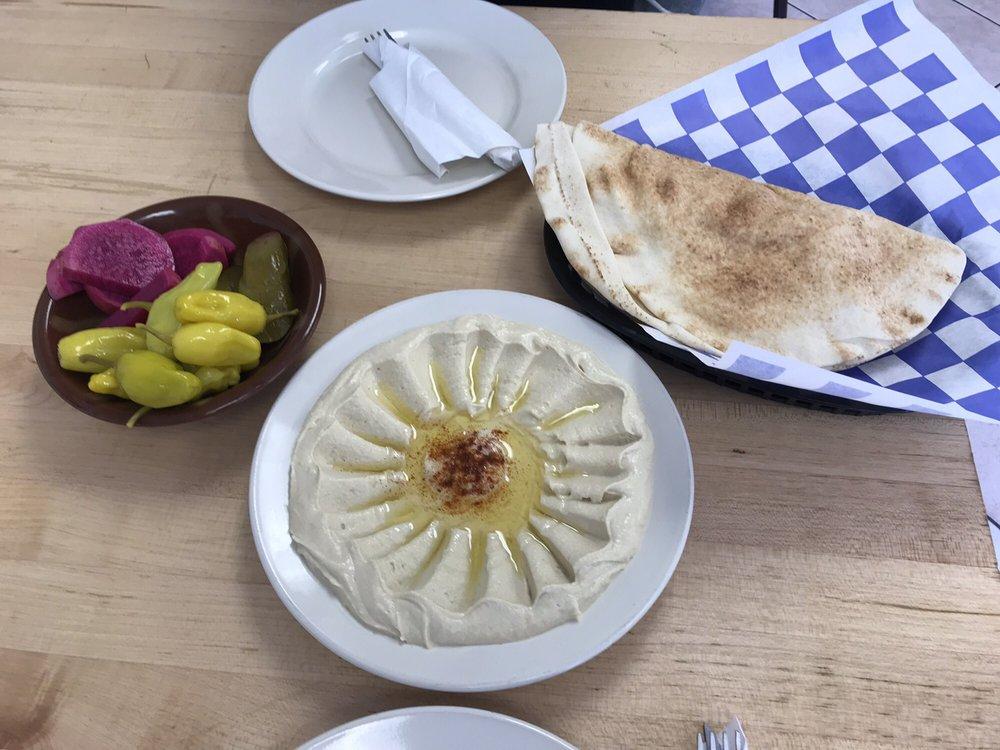 Arabian Mediterranean Food Mediterranean 950 N Quebec St