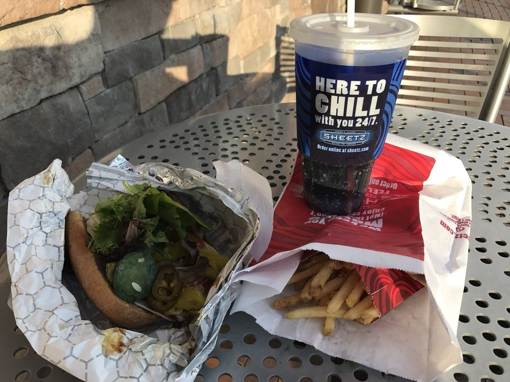 Food from Sheetz