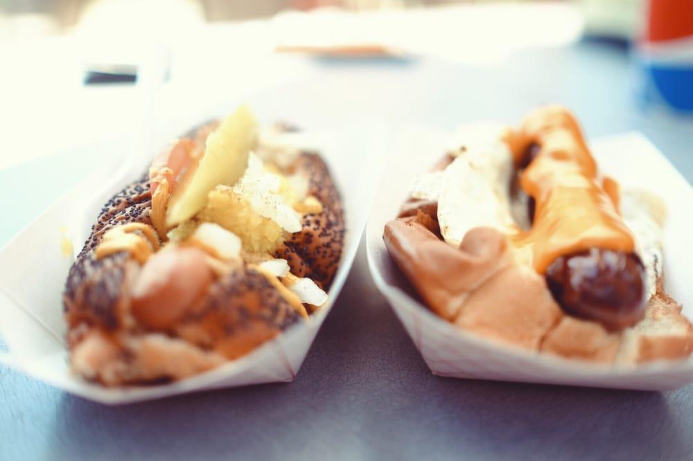 Myrtle Beach Ice Cream Rolls