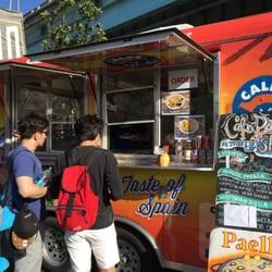 Paella Food Truck San Francisco