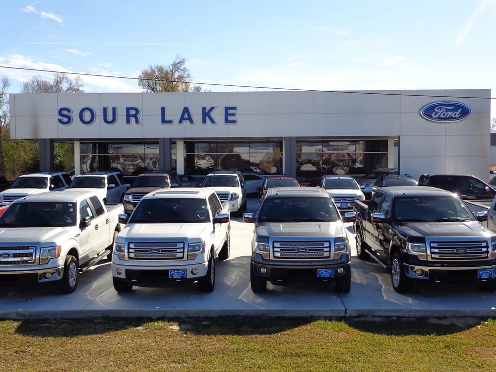 Sour Lake Ford: 190 Hwy 105 E, Sour Lake, TX
