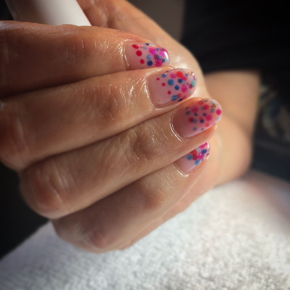 Painted Nails By Judy Avilez