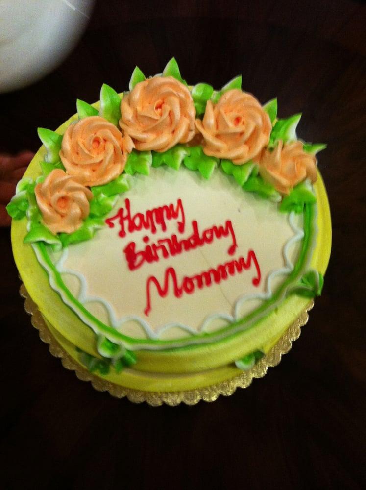 Half strawberry half tiramisu birthday cake Yelp