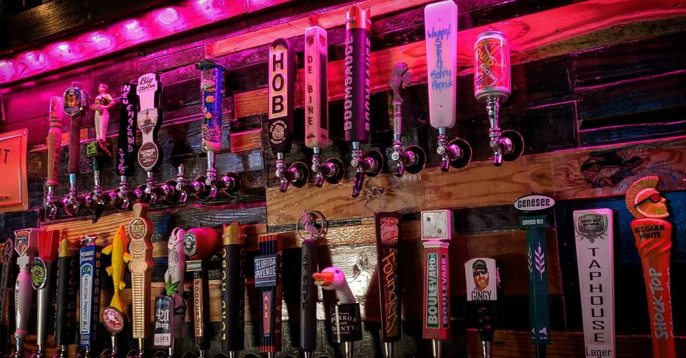West Bay Tap House: 80 Clearwater Largo Rd S, Tampa Bay, FL