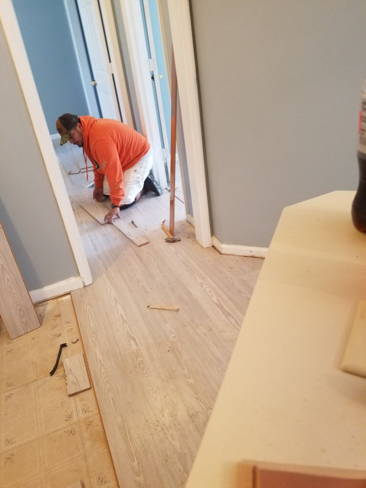 W and C Painting And Remodeling: 103 Alpine Ln, Ellerbe, NC
