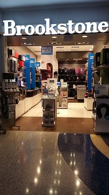 Brookstone: 3100 N Terminal Rd, Houston, TX