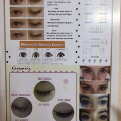69ba40f9f34 Photo of Mermaid Beauty Center - San Gabriel, CA, United States. Our lashes