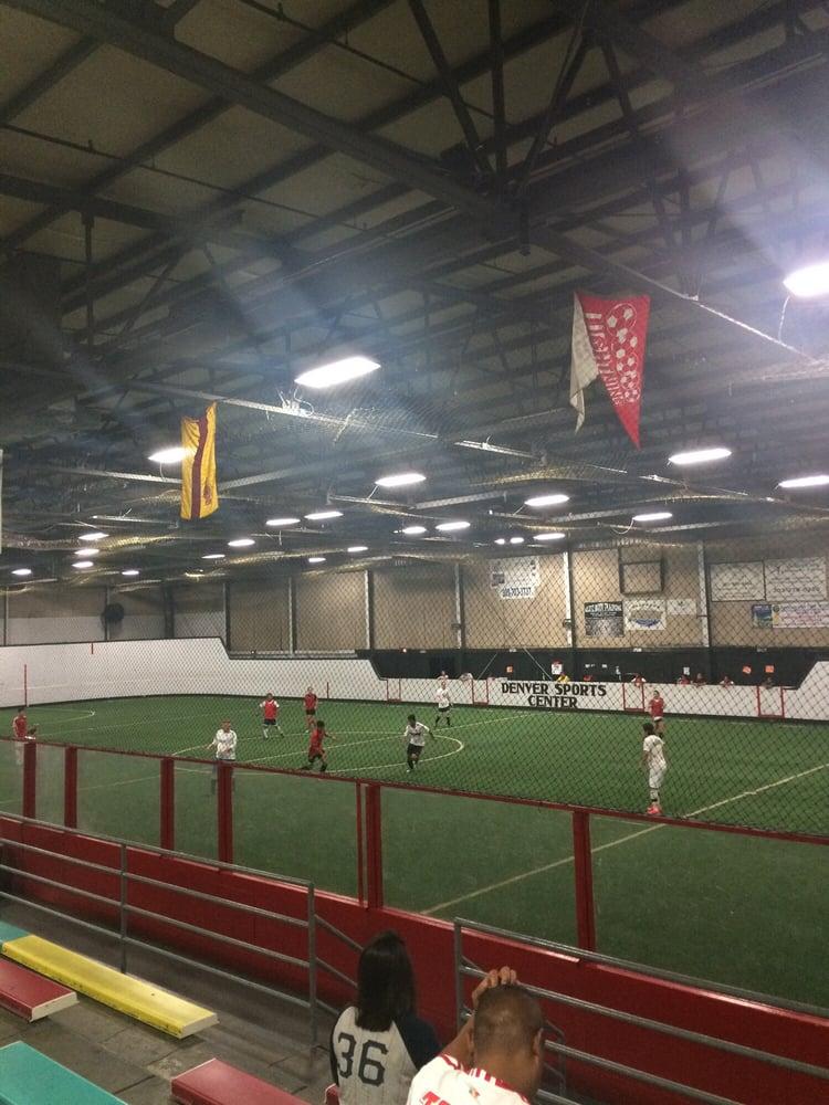 Denver Sports Indoor Soccer Center